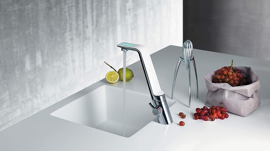 KITCHEN, ALESSI SENSE by HANSA